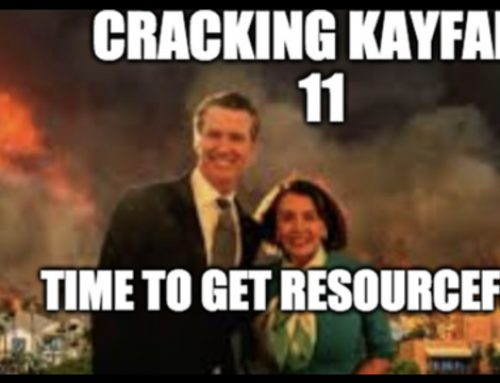 Cracking Kayfabe Ep11: Time To Get Resourceful
